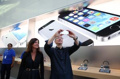 Beste pr-consultant, u werkt niet voor Apple